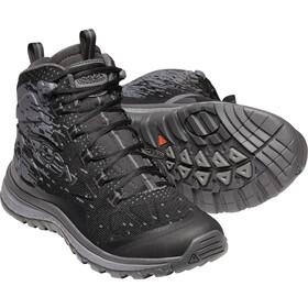 Keen Terradora Evo Mid Shoes Dame black/magnet